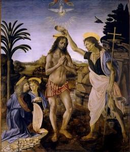 Døperen Johannes og Jesus
