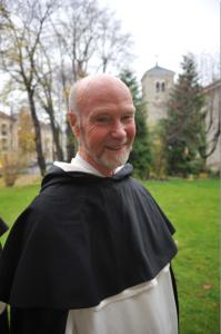 Arne Fjeld OP, St. Dominikus kloster, Oslo