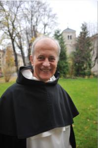 Joseph Mulvin OP, St. Dominikus kloster, Oslo