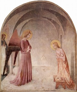 Fra_Angelico - The Annunciation