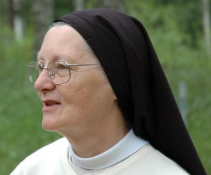 Syster Veronica OP, Sankt Davidsgården, Rättvik, Sverige