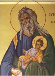 Simeon og Jesusbarnet