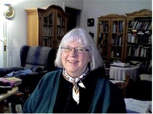 Ylva-Kristina Sjöblom, skribent och översättare, lekdominikan i Stockholm