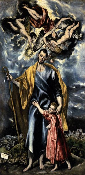 El_Greco_-_St_Joseph_and_the_Christ_Child