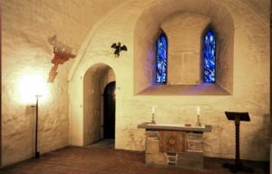 Bispegarden kapell