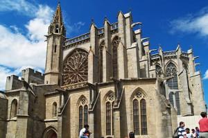 St. Nazarius domkrike i Carcassonne