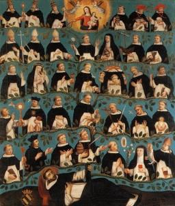 Dominikus' verk