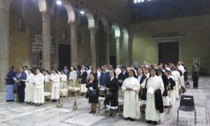 OP-feiring i Santa Sabina