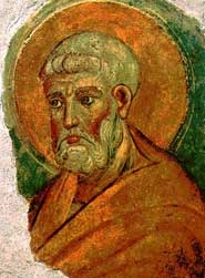 Peter apostel