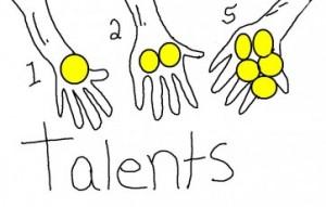 Lignelsen om talentene