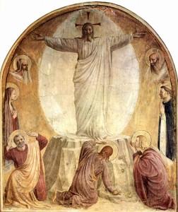 Transfiguratio Domini,  San Marco. Firenze, Fra Angelico